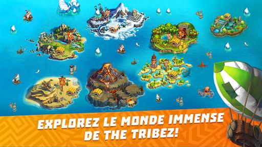 Télécharger The Tribez: Build a Village APK MOD (Astuce) screenshots 1