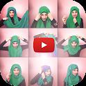 ربطات الحجاب شرح بالفيديو icon