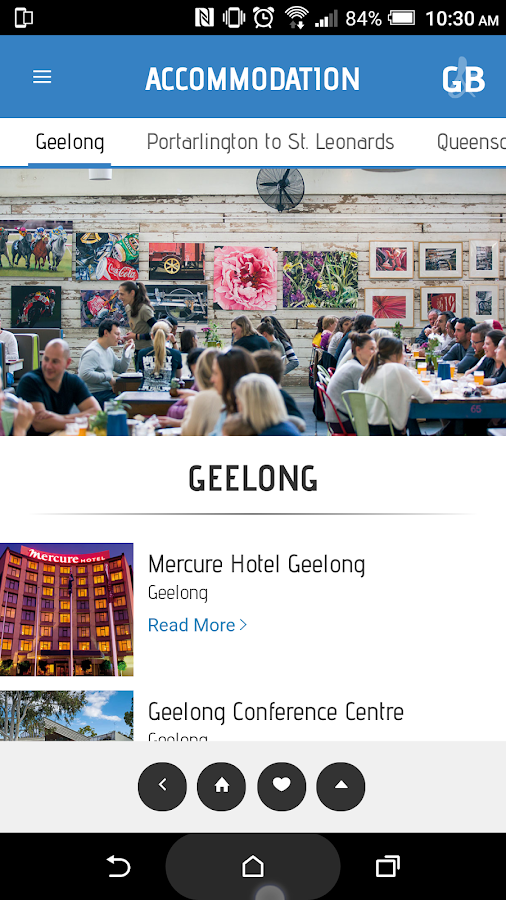 Geelong and The Bellarine- screenshot