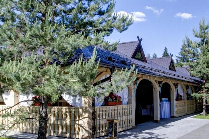 Фото №9 зала Сосновый шатер