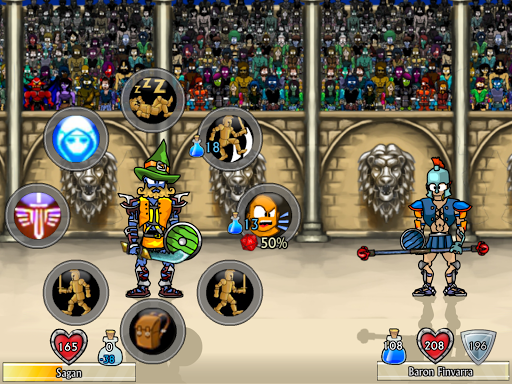 Swords and Sandals 2 Redux 2.1.0 screenshots 16