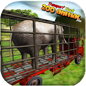 Transport Truck Zoo Animal Sim