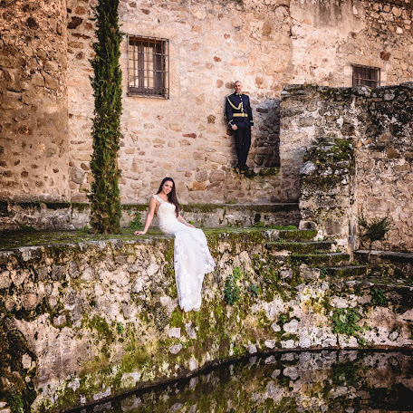 Wedding photographer Manuel Del amo (masterfotografos). Photo of 15.01.2018