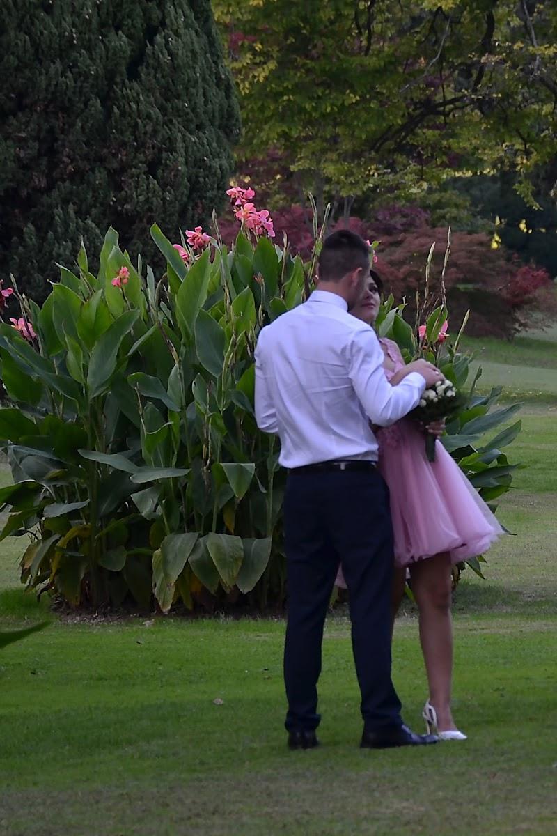 Sposa in rosa... di Wilmanna