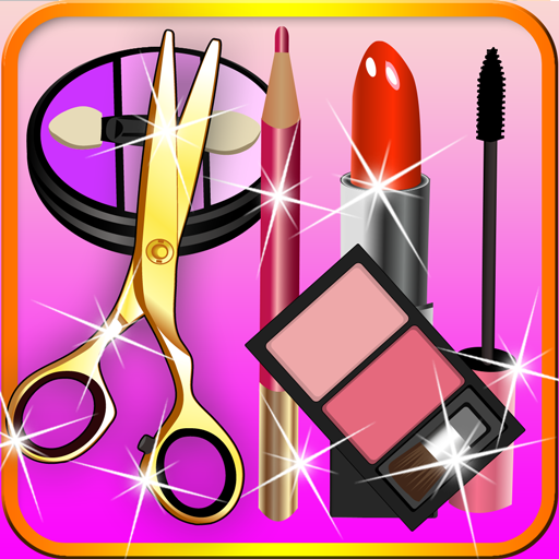 Princess Salon: Make Up Fun 3D Icon