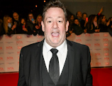Johnny Vegas suffering from tendinitis