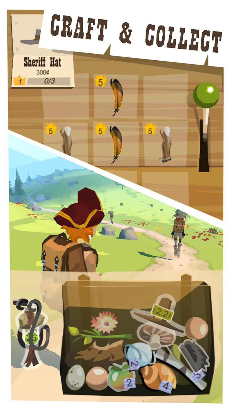 The Trail Screenshot 1