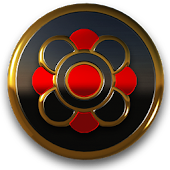 Romi HD Icon Pack Gold Red