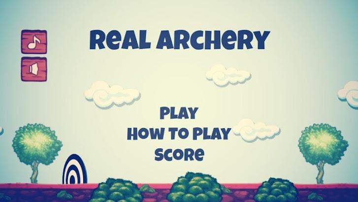 Real Archery Training- screenshot thumbnail