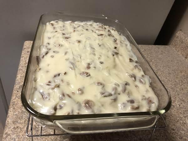 Elvis Presley Poke Cake In 9 X 13 Pan