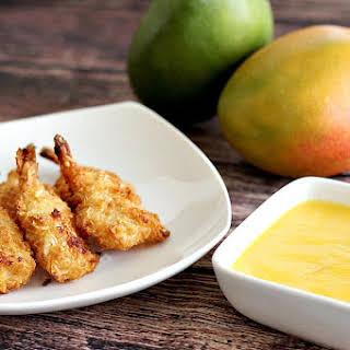 Sweet Mango Dipping Sauce.