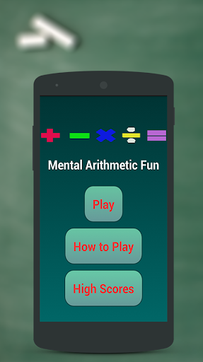 Arithmetic Math Games for kids