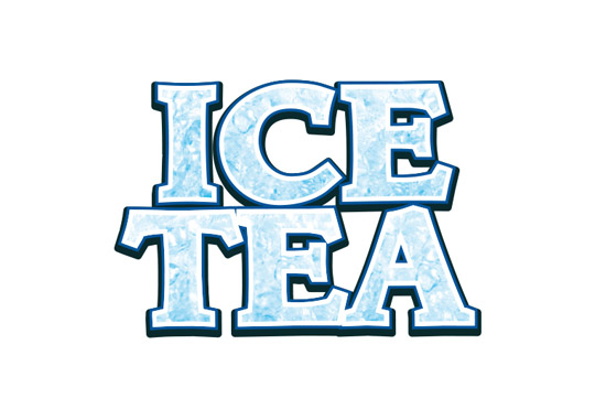 Logo for Fresh Brewed Iced Tea