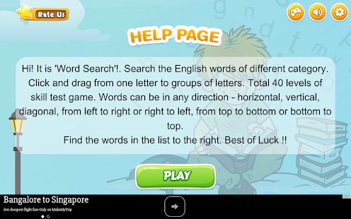 Word Search for Kids- screenshot thumbnail