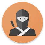 Ninja messages - Hidden messages - Secret messages icon
