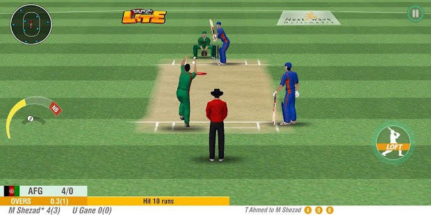 World Cricket Championship Screenshot