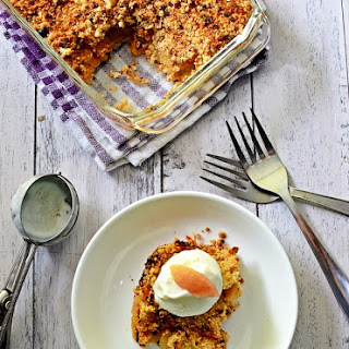 Easy Apple Crumble/Apple Crisp