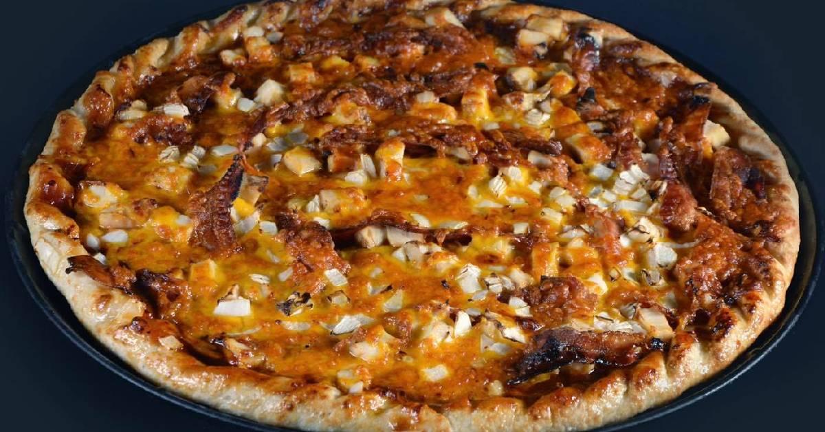 Zao Island pizza