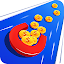 Collect coins icon