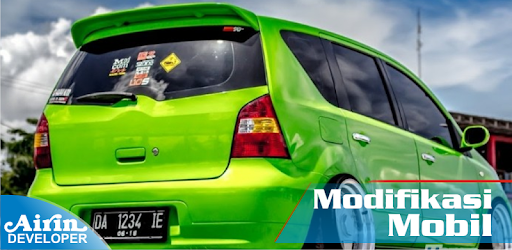 Gambar Modifikasi Mobil Keren app (apk) free download for Android/PC/Windows screenshot