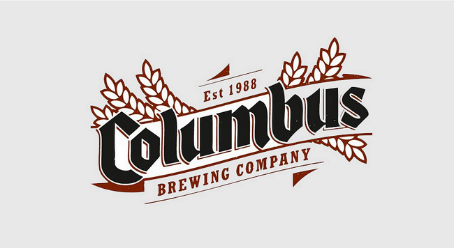 Top 12 Design Firms October - Top Design Firms - Logo - Slagle - Columbus Brewing Company.png