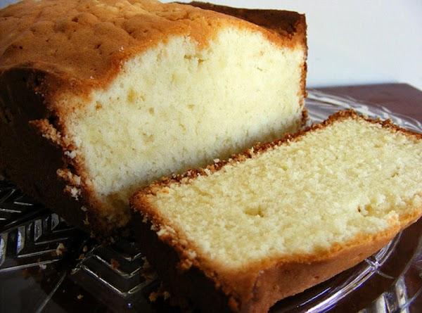 Guinness Pub Pound Cake Recipe