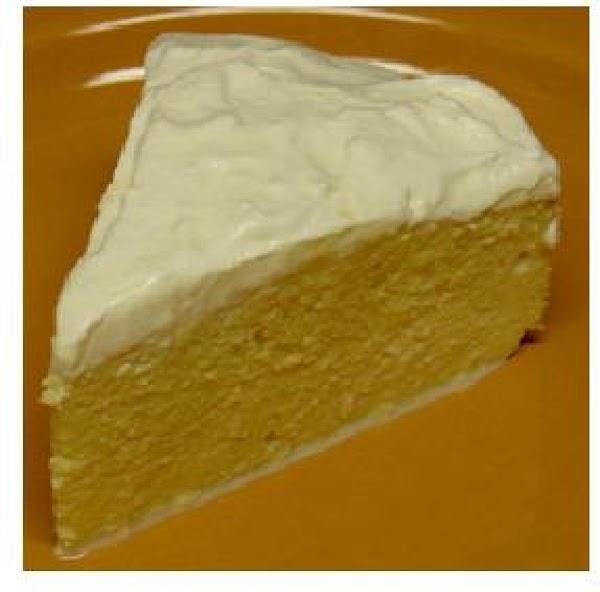 Tres Leches (three Milks Cake) Recipe