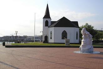 Photo: Cardiff Bay The Norwegian Church