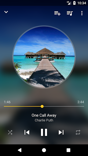 Mp3 Music Player 5.1 screenshots 1