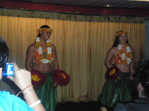 Photo: hula dancers