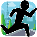 Stick Temple City - Run Game icon
