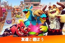 Monsters with Attitude: モンスターPVPバトル! 町をスマッシュして破壊!のおすすめ画像1
