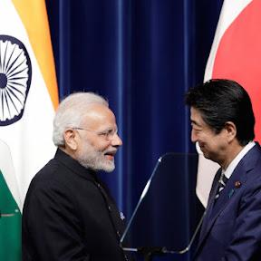 安倍首相、インド首相との首脳会談風景を公開で「日印関係のさらなる発展を望みます」とエール続々