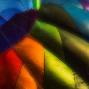 Balloon Inflation by Anne Marie Hickey - Transportation Other