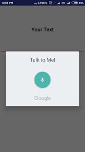 Voice 2 Text & Text 2 Voice Translator & Converter - náhled