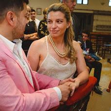 Wedding photographer Silvina Alfonso (silvinaalfonso). Photo of 25.06.2018