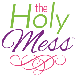 The Holy Mess Logo