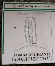 Photo: 015 Tomba Di Gianti Coddu Vecchiu