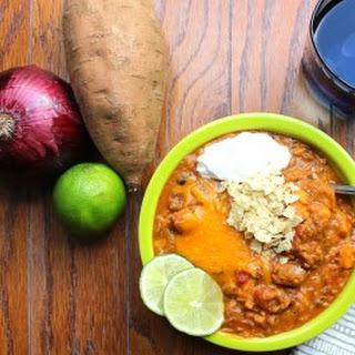 Sweet Potato Apple Soup Vegetarian Recipes
