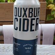 Duxbury Heritage 1650 Dry Cider