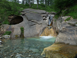 Photo: Alpe Veglia, Marmitte dei giganti