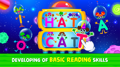 Phonics: Reading Games for Kids & Spelling Apps 이미지[2]