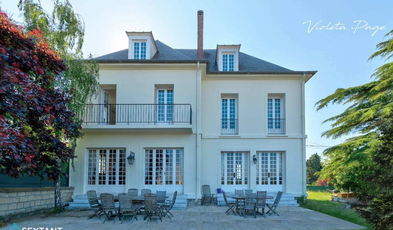 Maison avec terrasse Pontoise