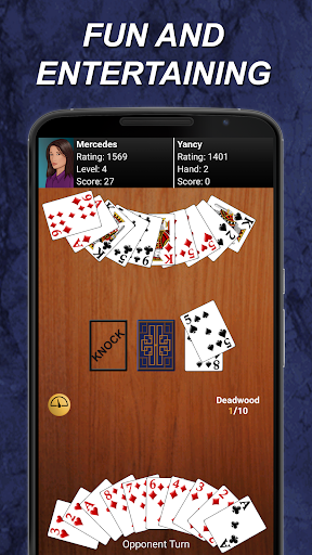 Gin Rummy 2.14.12 screenshots 2