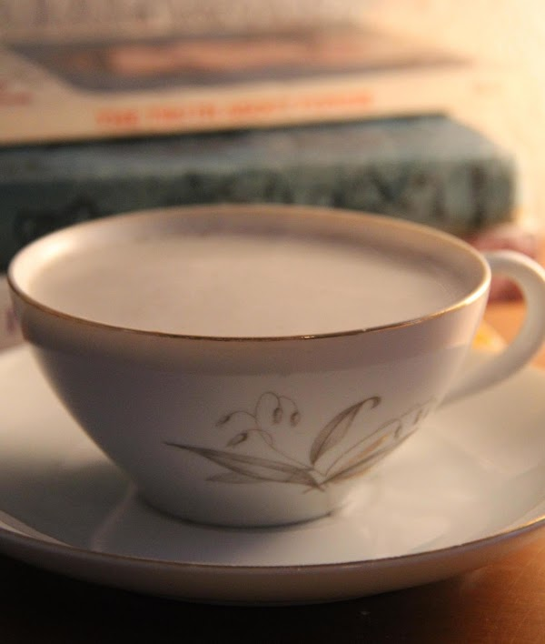 Easy Spiced Vanilla Milk For Recipe 1
