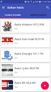 Balkan Radio- screenshot thumbnail