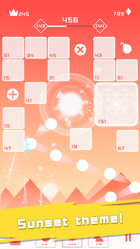 Ballz n Glass Blast - screenshot