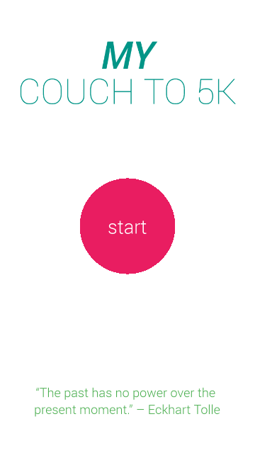 My couch to 5k android apps on google play for Couch 5k app