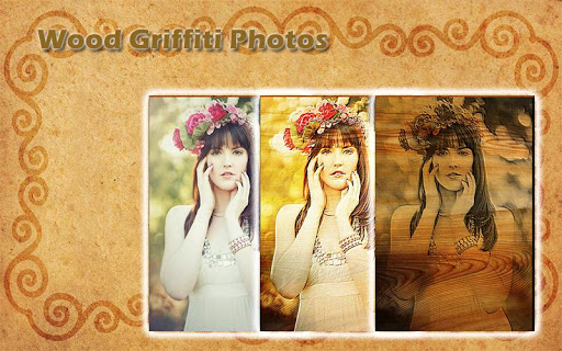 Wood Griffiti Photos