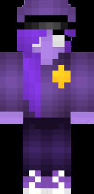 Скачать скин фиолетового человека из fnaf